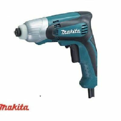MAKITA Authentic Electric Impact Driver Power 220V TD0100 Carpenter Tool_nV
