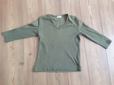 BOYSEN´S DAMEN LONG-SHIRT Bluse 3 4 arm olivgrün Gr. 36 - EUR 1,00 ... 4483fce402