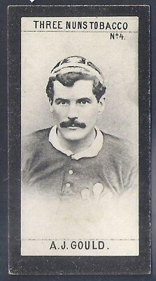 Bell-Football Ers 1902-#04- Rugby - Gould