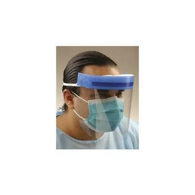 Crosstex GCSS Disposable Safety Face Shields Masks Standard Latex Free 24/Bx