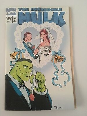 Incredible Hulk #418 Jun 1984 Marvel NM