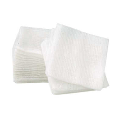 House Brand DI410 Gauze Cotton Filled USP Non-Sterile 2x2 8-Ply 5000/Cs