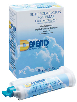 Mydent International (Defend) BR9004 Defend Bite Material 2x50ml Mint FS