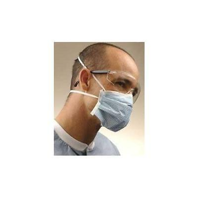 Crosstex GPRN95 Isolator Plus N95 Respirator Masks Latex Free Blue 28/Bx