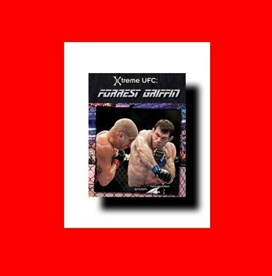 ☆FORREST GRIFFIN(XTREME UFC) HAMILTON(MARTIAL ARTS BOOK FOR YOUNGER%READERS)32pp