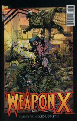 Weapon X #12 MARVEL Legacy Lenticular Homage Variant NM