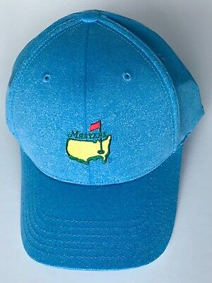 554b6b92eae9e 2019 MASTERS GOLF hat blue caddy american needle pga new -  45.95 ...