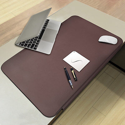 TPU Desk Pads with Fixation Lip,Comfortable Desktop Protector Mat Desk Pads
