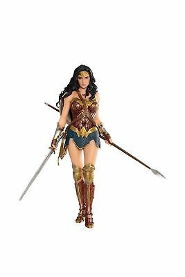 Kotobukiya DC Comics Justice League Movie Wonder Woman ArtFX+ S... 2DAY DELIVERY