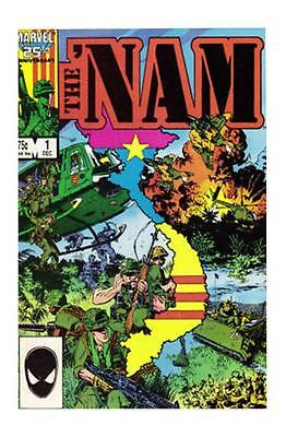 The 'Nam #1 (Dec 1986, Marvel) VF/NM