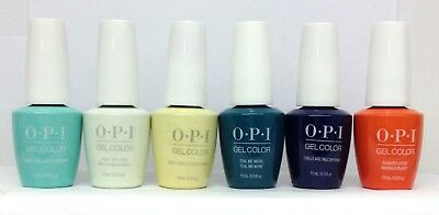 Gelcolor Soak-off Nail Polish - GREASE Collection - Pick Any Color 0.5oz