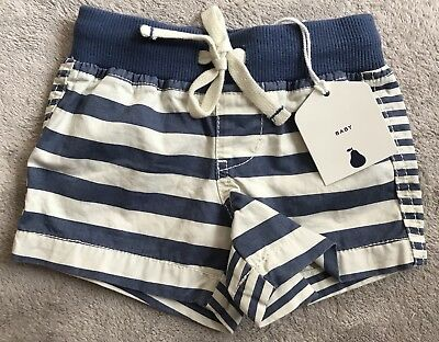COUNTRY ROAD 100% Cotton Shorts 000 *BNWT* Gift Quality/idea. 10 Items = $5 Post