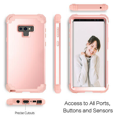 For Samsung Galaxy Note 9 Case S9 Plus Heavy Duty Shockproof 360 Full Body Cover