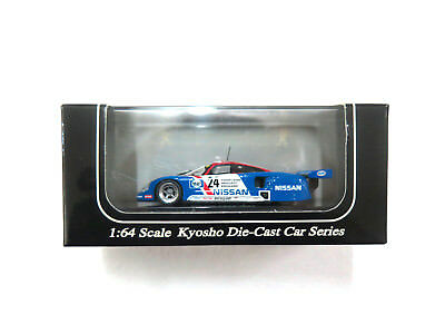 Kyosho Beads Collection Nissan R89C 1989 #24 LM Diecast 1:64