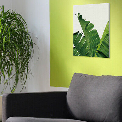 Botanical Plants Wall Painting Modern Art Nordic Style Home Decor Unframed