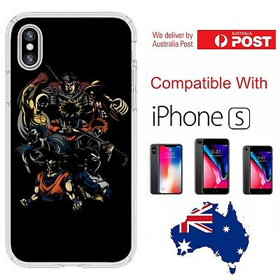 Silicone Cover DBZ Naruto Bleach One Punch Death Note Guts - Customlads