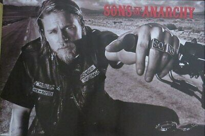 SONS OF ANARCHY-Jackson- Poster-Laminated available-91cm x 61cm-Brand New