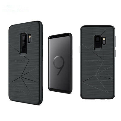 For Samsung Galaxy S9 S9 Plus Nillkin Magic Case Soft TPU Magnetic Back Cover