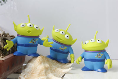 Disney Toy Story Alien Plastic 4.5'' figures Xmas Gifts Collectible ABC