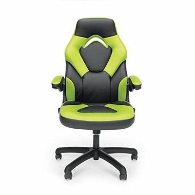 Ergonomic Swivel Computer Leather Lift Recliner Back Racing Office Gaming Chair