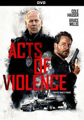 Acts Of Violence New Dvd