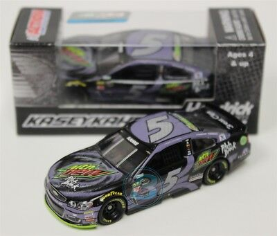2016 KASEY KAHNE #5 Mountain Dew Pitch Black 1:64 Action Diecast In Stock