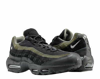 NIKE AIR MAX 95 HAL Patches BlackCargo Khaki Men's Running