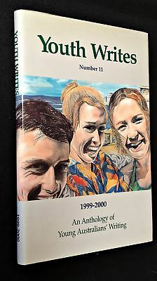 Youth Writes, Number 11, 1999 - 2000 by Jonathan Persse; Ben Saul (editors) ~ H
