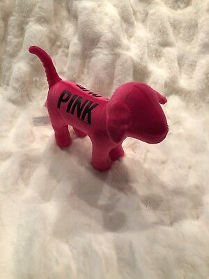 Victoria's Secret Vs Pink Velour Velvet Like Dog Vs Love Pink