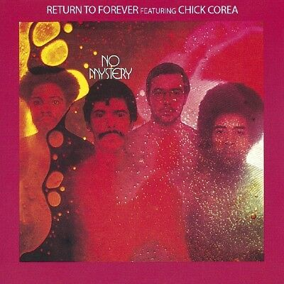 Return To Forever Feat. Chick Corea - No Mystery   Cd New+