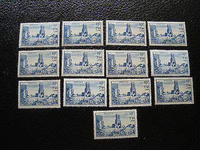 FRANCE - stamp yvert and tellier N° 746 x13 n (A24) stamp french