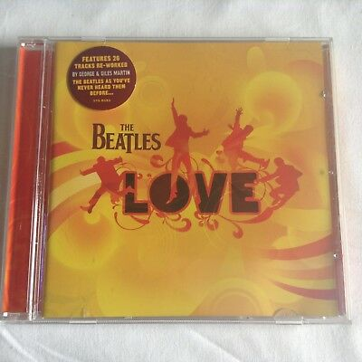 "The Beatles - ""love"" Cd"