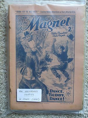 The Magnet (Billy Bunter) - The Greyfriars Cowboys Series (10 Issues)