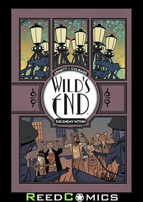 WILDS END VOLUME 2 ENEMY WITHIN GRAPHIC NOVEL Paperback Collects 6 Part Series