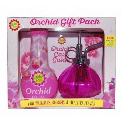 Baby Bio Orchid Gift Pack With Free Orchid Care Guide