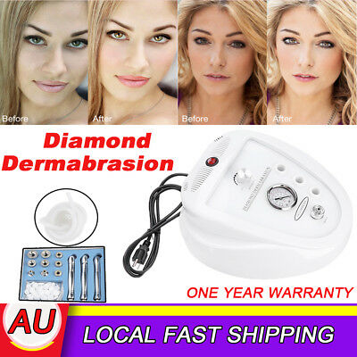 Diamond Dermabrasion Microdermabrasion Exfoliator Skin Simple Operate Machine
