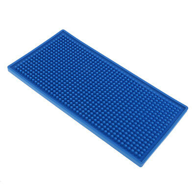 Rubber Beer Bar Service Spill Mat Waterproof PVC Mat Kitchen Tool 15x30cm #3