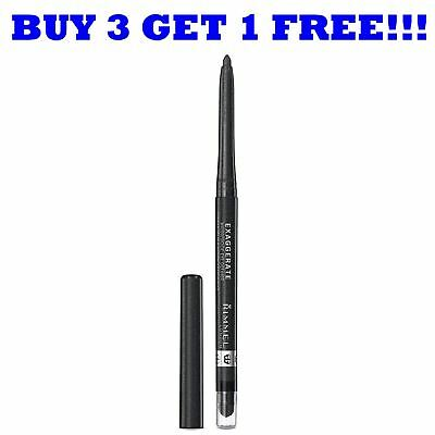 Rimmel Eye pencil Exaggerate 0.28g Starlit Black 263