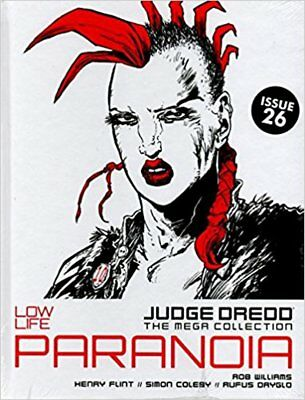 Judge Dredd The Mega Collection Issue 26: Low Life: Paranoia  #jd/1