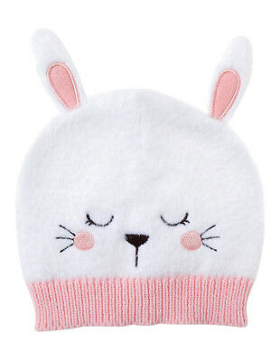 NEW Sprout Girls Bunny Beanie Cream