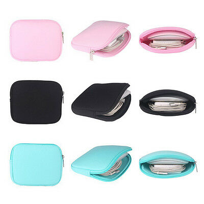 Charger Cover Mouse Power Adapter Case Soft Bag Storage For Mac MacBook Air Pro