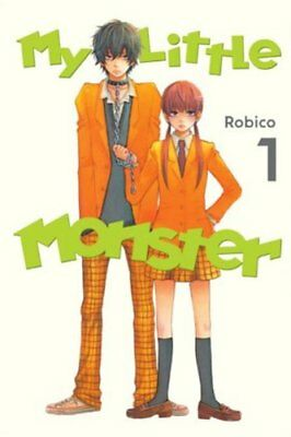 My Little Monster 1 by Robico 9781612625973 (Paperback, 2014)