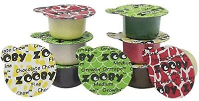 Young Dental 600110 Zooby Animal Pack Prophy Paste Medium Assorted 100/Pk