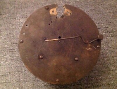 HAC German Clock Movement Chiming 95mm Diameter For Repair Or Spare Parts