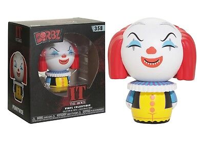 Funko Dorbz Horror: IT the Movie - Pennywise Vinyl Collectible Item No. 15031
