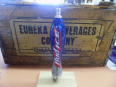 NEW BUD ICE  Beer Tap Handle Pull Keg Bar Brew Domestic in Box