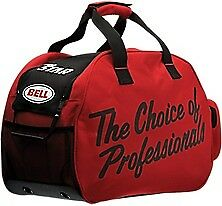 Bell Red/Black Zippered Helmet Bag - 8043613 8043613
