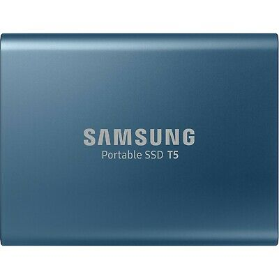 NEW Portable SSD Samsung 500GB T5 USB 3.1 Type C 3.1 Solid State Drive External