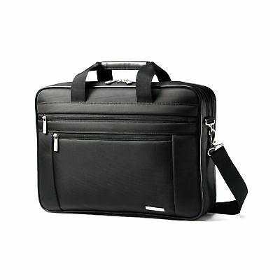 Samsonite Classic 2 Gusset 17 Briefcase Toploader Business Case Carrying Bag