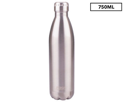 Oasis Double Wall Insulated Stainless Steel Drink Bottle 750mL - Silver